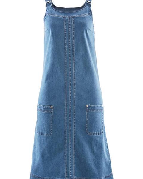 cf923633a06b Džínsové šaty so strečom značky BPC BONPRIX COLLECTION